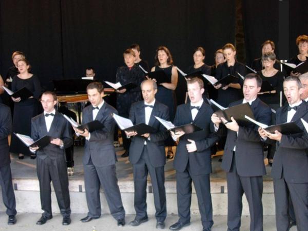 Labeaume en musiques, Choeur d'Oratorio de Lyon