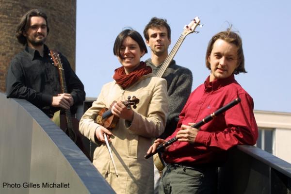 Labeaume en Musiques - Concert du samedi 27 mai 2006 à 20 h 30 à Darbres (Ardèche).