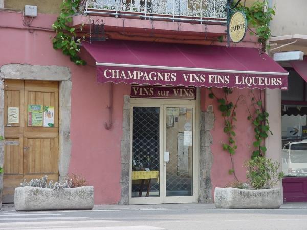 Vin sur Vin, mon magasin préféré de... vin